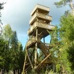 Syyskuu: Näkötorni Karttula Kuva: Timo Airaksinen