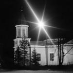 Joulukuu: Vesannon kirkko Kuva: Kaarlo Kaitajärvi