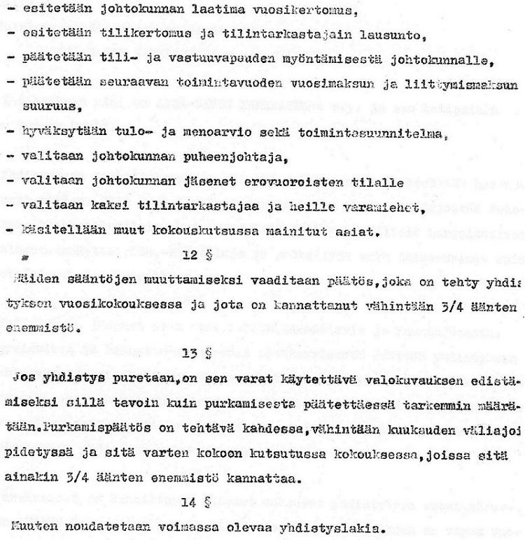 Kameraseuran säännöt sivu 3